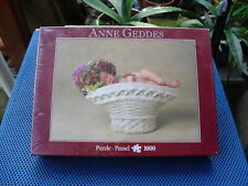 "Anne Geddes "" Hydrangea Planter""  Jigsaw,  Still Sealed."