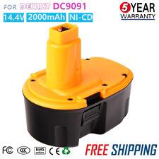 14.4V Dc9091 Xrp Battery for Dewalt 14.4 Volt Dw9091 Dw9094 Cordless Power Tools
