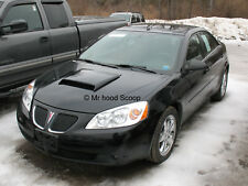 2005-2010 Hood Scoop for Pontiac G6 By MrHoodScoop UNPAINTED HS005