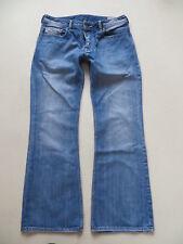 Diesel ZATHAN wash 008AT Bootcut Jeans Hose W 32 /L 30, Vintage Denim, RARITÄT !