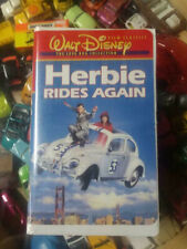 Herbie RIDES AGAIN (VHS, 2000, The Love Bug Collection)