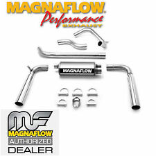 MAGNAFLOW 15620 CAT BACK DUAL TO SINGLE EXIT EXHAUST KIT 93-97 CHEVY CAMARO 5.7L
