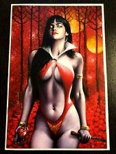 Vampirella Vs Reanimator #3 Virgin Variant Exclusive SIGNED LTD 400 NM+