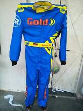 Gold Suit Cik/Fia Level 2 (Free gifts included)