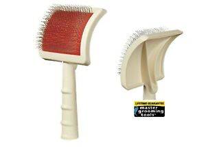 Master Grooming Tools UNIVERSAL SLICKER LARGE BRUSH Dog*Compare to Oscar Frank
