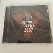 Jagermeister Music Tour 2007 ~ CD New Sealed Rock Metal Compilation