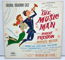 THE MUSIC MAN LP Record Album