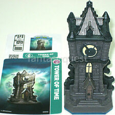 TOWER OF TIME Skylanders SWAP FORCE loose NEW figure+card+code only EXTRA LEVEL