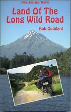 New Zealand Motorcycle Motorbike Adventure Travel Book. NEW. Biker gift?