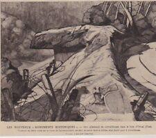 1918  --  ABRI ALLEMAND DE MITRAILLEUSES DANS LE BOIS D ORBAL   OISE   3A936
