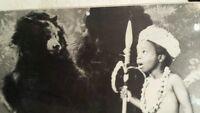"Buckwheat  12"" x 12"" Black and White Photo Little Rascals TV poster"