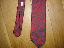 TERGAL Prestige Cravate largeur maxi 6,5 cm longueur 117 cm