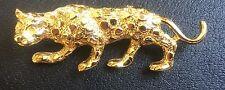 Vintage Cheetah or Jaguar Brooch Pin Gerrys