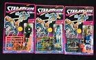 🇺🇸 GI JOE Star Brigade Lot 3 /7,9, 10/ Payload Roadblock Ozone 1993 Hasbro MOC