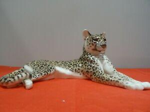Nymphenburg Porcelain Leopard