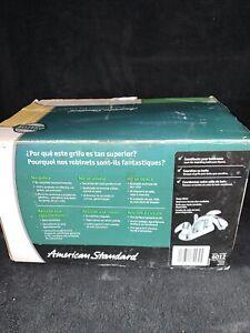 American Standard Swan Chrome Tub & Shower Set 6012 Discontinued Rare Brand New