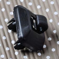 Black Sun Visor Clip Hook Bracket Hanger 8U0857562 fits Audi A1 A3 A4 A5 Q3 Q5