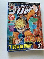 Shonen Jump February 2006 Volume 4, Issue 2 SJ Viz Media One Piece Naruto