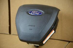 17 18 19 20 21 Ford F250 F350 Driver Non-Adaptive Steering Wheel Airbag Black