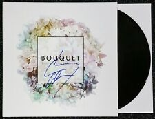 CHAINSMOKERS BAND SIGNED BOUQUET LP VINYL RECORD ALBUM W/COA EDM
