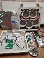 Industrial Steampunk Telecom Parts RF Notch Filter Craft Metal Repurposing