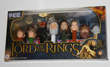 LORD OF THE RINGS EYE OF SAURON PEZ COLLECTORS SERIES BOX SEALED