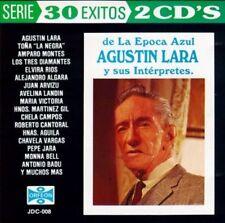 be de La Epoca Azul Agustin Lara y sus Interpretes by