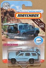MATCHBOX 2018 MBX OFF-ROAD 2000 NISSAN XTERRA