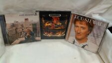 Rod Stewart Unplugged And Seated, Human, Sing It Again Rod 3 CDs          cd3452