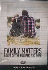 Family Matters: Roles of the Husband and Wife (DVD)