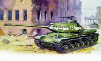 Zvezda 1:35 WWII Soviet heavy tank J.S.-2