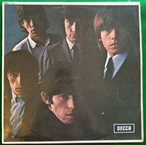 ROLLING STONES- No.2. DECCA LK 4661 1965. LOVELY CONDITION.