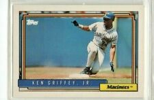 1992 Topps Baseball Card #50 Ken Griffey Jr. Seattle Mariners