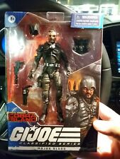GI JOE Classified Cobra Island Major Bludd Target Exclusive In hand NEW SEALED