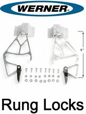 Werner 28-14 - Replacement Rung Lock Kit - Fiberglass Extension Ladder Parts