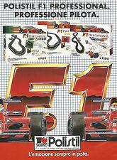 X1839 F.1 Professional Turbo - Polistil - Pubblicità del 1994 - Vintage advert