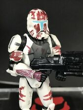Star Wars Sev Republic Commando Delta Squad Saga Collection Clone Figure