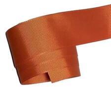 "5 yards Orange 1.5"" grosgrain ribbon by the yard DIY hair bows"