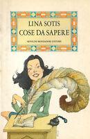 Things Da Know - Lina Sotis - Mondadori - 1986