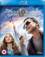 Nuovo Tomorrowland - A World Beyond Blu-Ray