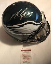 Michael Vick Autographed FS Philadelphia Eagles Proline Helmet W/Visor JSA COA