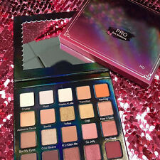 2018 Violet Holy Grail Pro 20 Color Pigment Eye Shadow Palette Earth Eyeshadow