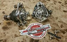 NEW CHROME Upper Ball Joints 55-70 Impala/Caprice & 55-57 Chevy Bel Air