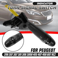Car Indicator Turn Signal Switch Auto For Peugeot 307 301 308 206 207 405 407