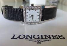 LONGINES DIAMOND SET LADY'S DOLCE VITA WATCH