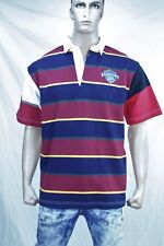 Authentic Men's Barbarian Rugby wear polo shirt US L Made in Canada