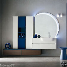 JACANA JA25 – Mobile luxury arredo bagno L.254 cm personalizzabile COMPAB