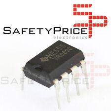10x Timer precision Oscilador 555 NE555 NE555P DIP-8 - TIMER Electronica Arduino
