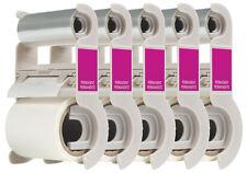 "BULK 5 Xyron 150 Refills Cartridge 1.5"" x 20' Permanent Create-a-Sticker Machine"