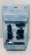 Fountain Magic Ii Dual Power Pump Kit For Indoor Fountains Battery Or Plug New